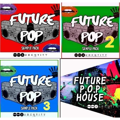 Future Pop Super Bundle - Audentity Records | Samplestore