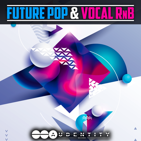 Future Pop & Vocal RnB - vocal sample pack contains vocal samples