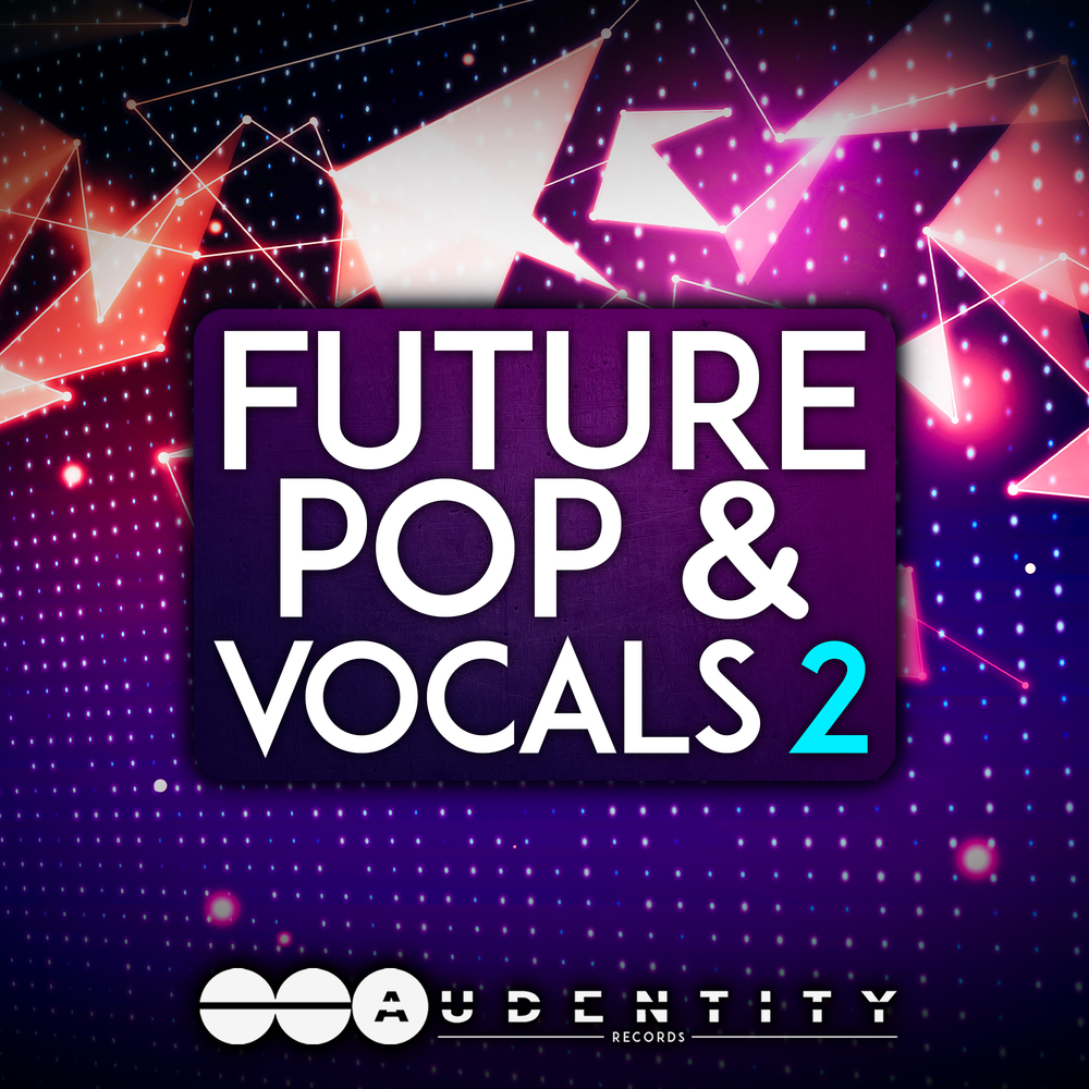 Future Pop & Vocals 2 - vocal sample pack contains vocal samples
