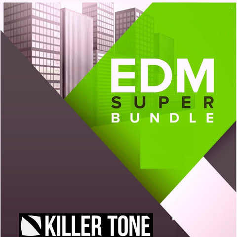 EDM Super Bundle - Audentity Records | Samplestore