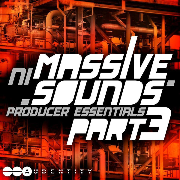 NI Massive Sounds Producer Essentials 3