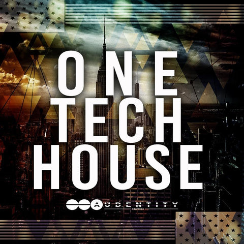 One Tech House - Audentity Records | Samplestore