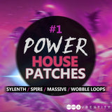 Power House Patches - A U D E N T I T Y  | Samplestore