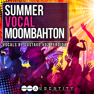Summer Vocal Moombahton - vocal sample pack contains vocal samples