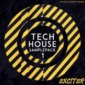 Tech House Samplepack 1 - Audentity Records | Samplestore
