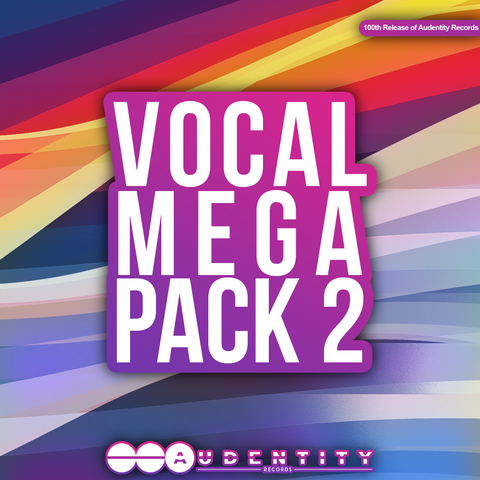 Vocal Megapack 2
