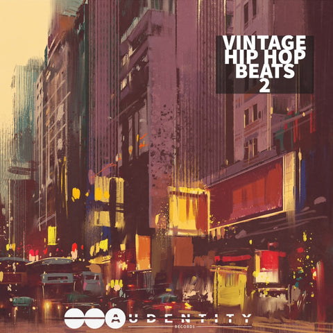 Vintage Hip Hop Beats 2
