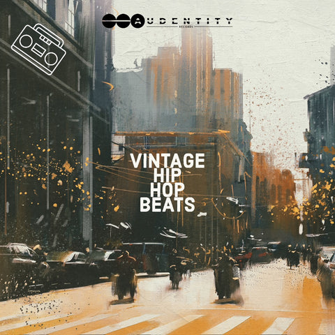 Vintage Hip Hop Beats