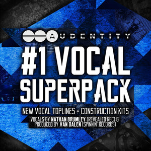 #1 Vocal Super Pack