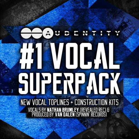 Vocal Samplepacks By Audentity