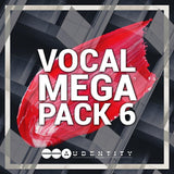 Vocal Megapack 6 -  vocal sample pack contains vocal samples
