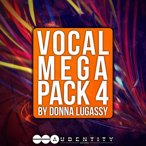 Vocal Megapack 4 - Audentity Records | Samplestore