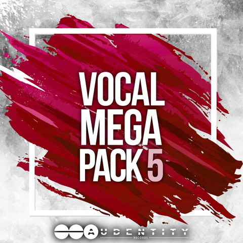 Vocal Megapack 5 - Audentity Records | Samplestore