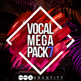 Vocal Megapack 7 -   vocal sample pack contains vocal samples