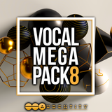 Vocal Megapack 8 - vocal sample pack contains vocal samples