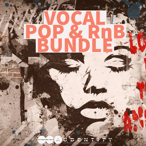 Vocal Pop & RnB Bundle