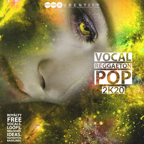 Vocal Reggaeton Pop 2K20