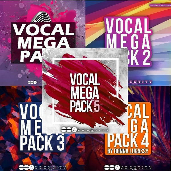 Vocal Megapack Bundle - Audentity Records | Samplestore