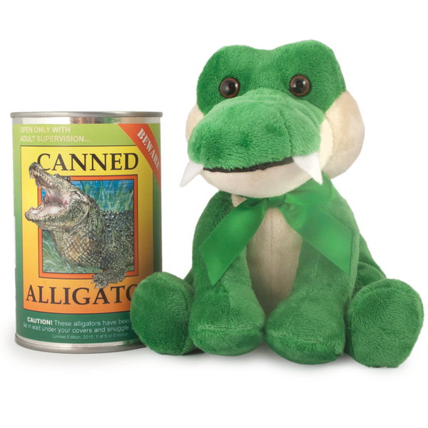 Canned Alligator