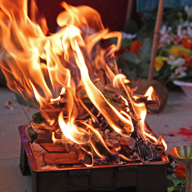 Sacred Fire Ceremony