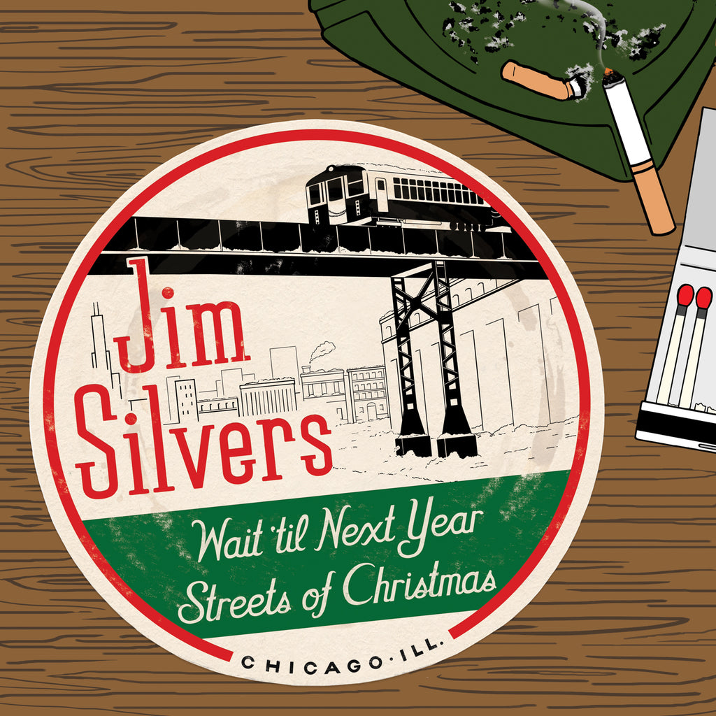 Jim Silvers: Wait 'til Next Year / Streets of Christmas