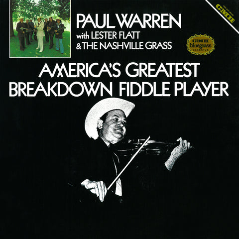 Paul Warren - America's Greatest Breakdown Fiddle Player