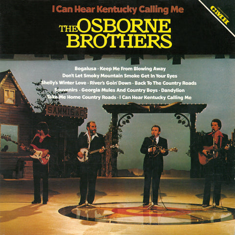 Osborne Brothers - I Can Hear Kentucky Calling Me