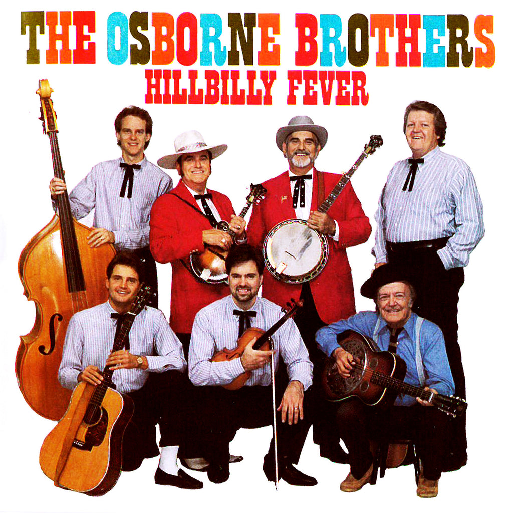The Osborne Brothers: Hillbilly Fever