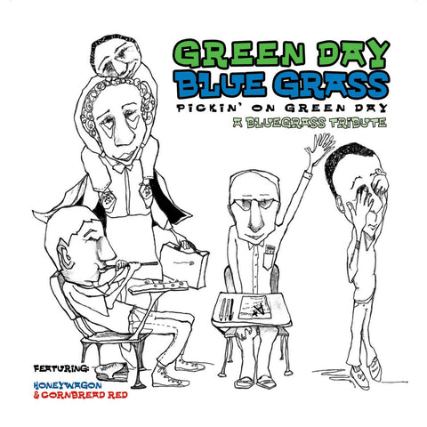 Green Day Bluegrass: Pickin' On Green Day, A Bluegrass Tribute