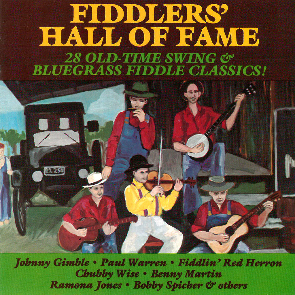 Fiddlers' Hall of Fame