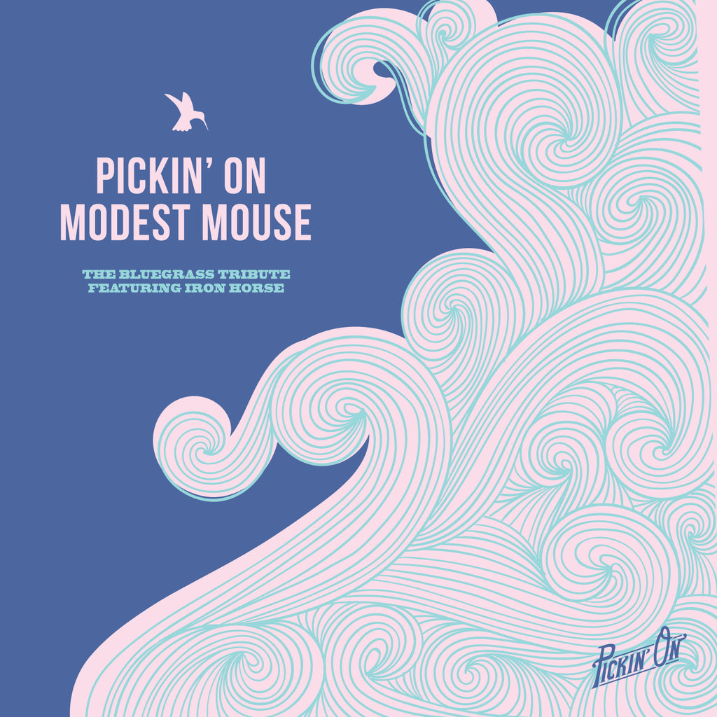 Pickin' On Modest Mouse - LP