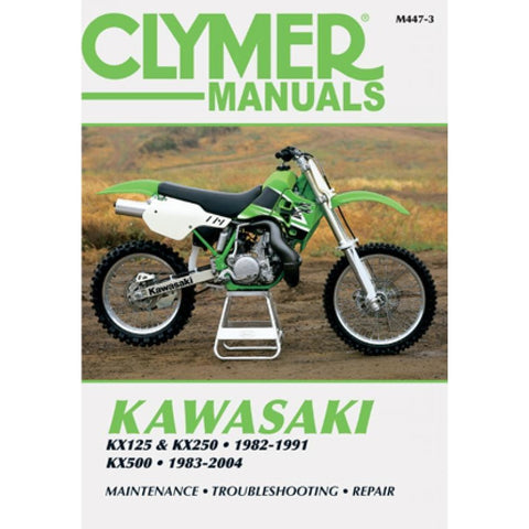 Clymer Shop Manual Kawasaki