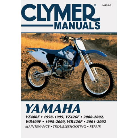 Clymer Shop Manual Yamaha