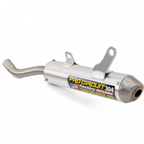 Pro Circuit 304 Shorty Silencer Husqvarna