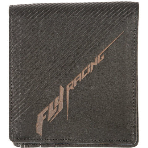 FLY Racing Leather Wallet - ESB Motocross
