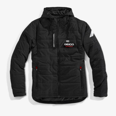 100% Geico Honda ALPHA Hooded Jacket