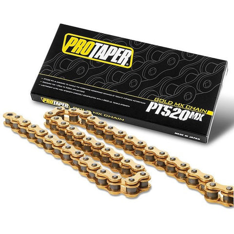 Pro Taper 520MX Premium Gold Series Chain - ESB Motocross