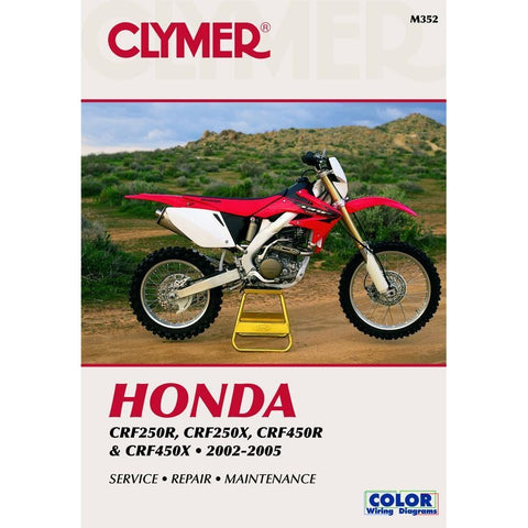 Clymer Shop Manual Honda