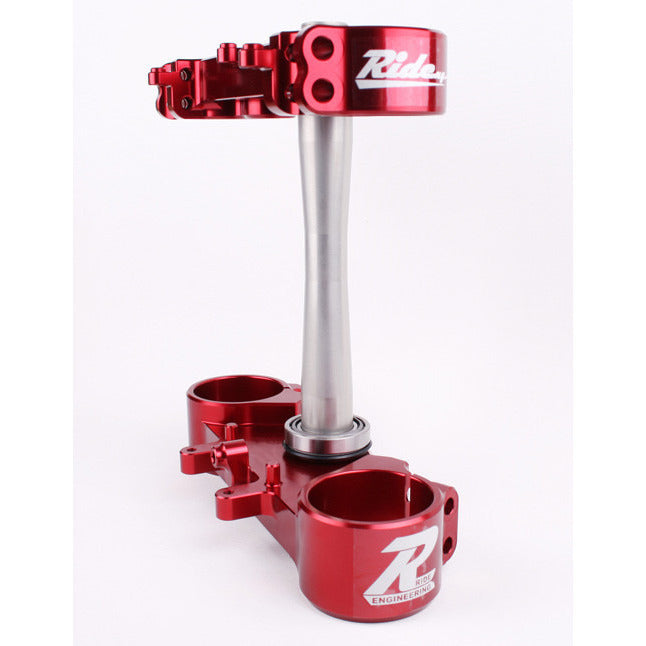 Ride Engineering Triple Clamps 20mm Offset Honda - ESB Motocross