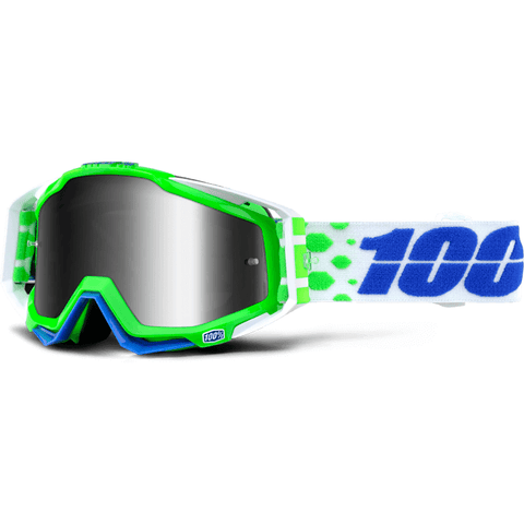 100% Racecraft Goggles Mirrored - ESB Motocross