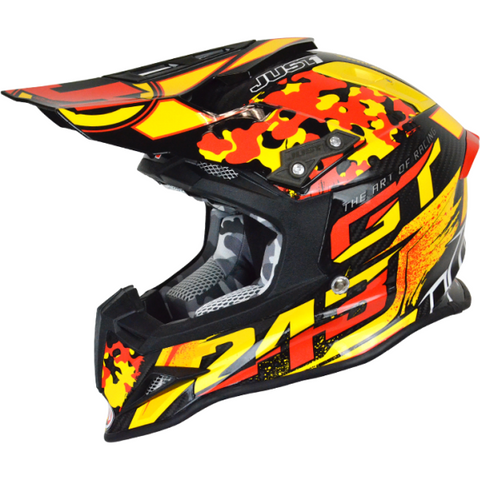 Just1 J12 Tim Gajser Replica Helmet - ESB Motocross