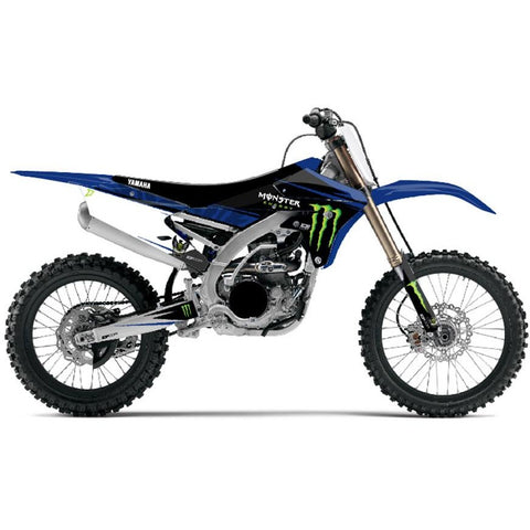 D'cor Visuals Monster Energy Graphics Yamaha