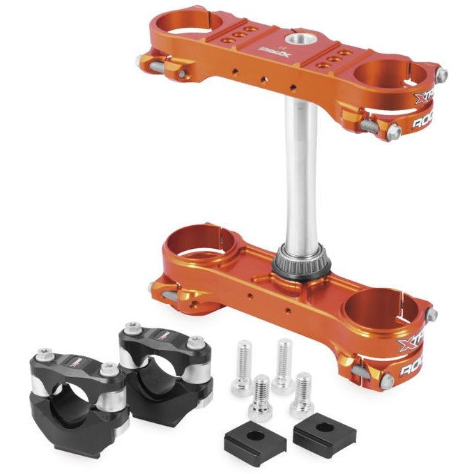 XTRIG Rocs Tech Triple Clamps KTM