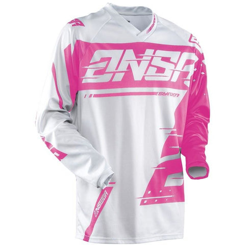 2018 Answer Racing A18 Syncron Women's Jersey - ESB Motocross