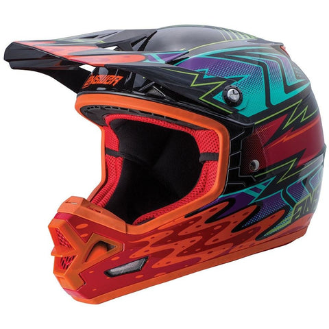2018 Answer Racing AR3 Haze Helmet - ESB Motocross