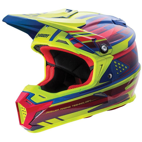 2018 Answer Racing AR5 Mips Helmet - ESB Motocross