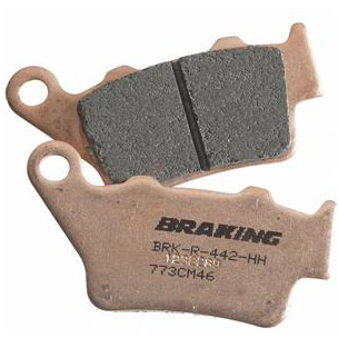 Braking Race Sintered CM46 Front Brake Pads Honda
