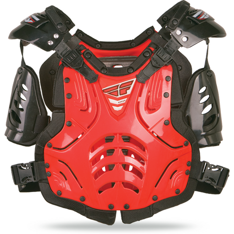 FLY Racing Convertible II Roost Guard Youth - ESB Motocross