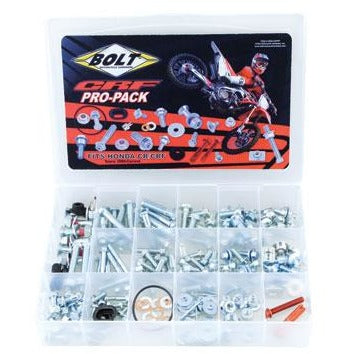 Bolt CR/CRF Pro Pack Bolt Kit - ESB Motocross