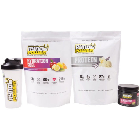Ryno Power The Essentials Package Vanilla